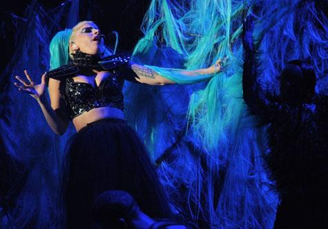 [Live]Lady Gaga @ MTV Music Video Aid Japon