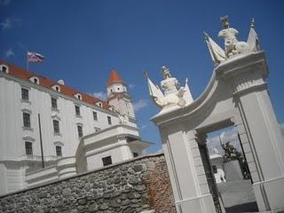 Le vieux Bratislava et la jeune Slovaquie