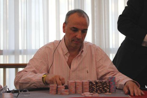 Laurent Badin, nouveau chipleader