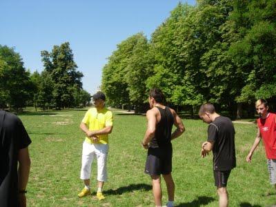 Bootcamp Capra Paris - Randori