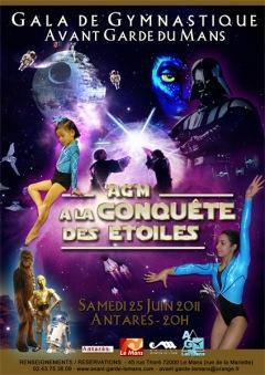 Jour J Gala de l'AGM en route pour les étoiles à Antarès !