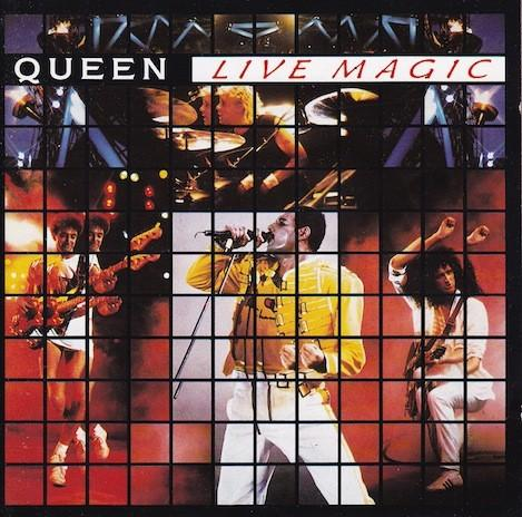 Queen #1-Live Magic-1986