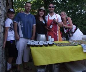 Balade gourmande 2011
