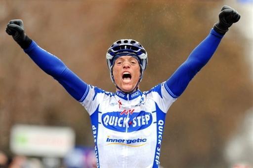 Cyclisme : le maillot tricolore pour Chavanel