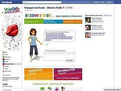 Conférence de presse : la stratégie de Voyages-sncf.com sur les réseaux sociaux