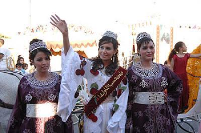 Festival de Sefrou et Miss Cerisette 2011