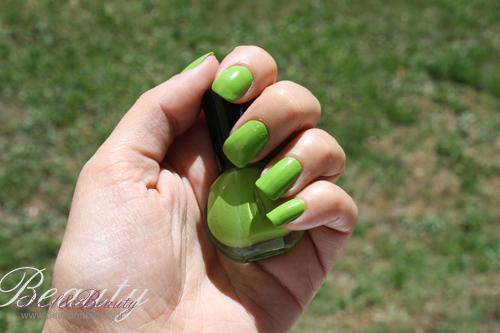 Vernis | Lime Cocktail