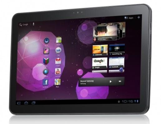Samsung Galaxy Tab 10 1 Le processeur de la Galaxy Tab 10.1 overclocké à 1.4GHz