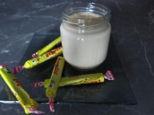 yaourt au carambar