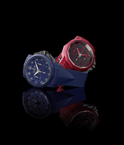 Corum DUO Admiral's Cup Challenger 44 Chrono Rubber