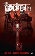 Locke & key Tome 1 : Bienvenue à Lovecraft par Joe Hill