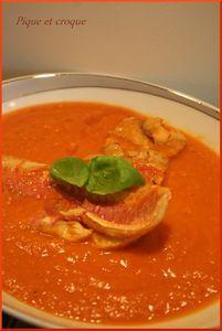 soupe fenouil tomates et poissons 2