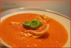soupe fenouil tomates et poissons 3