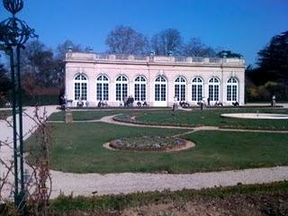 Le parc de Bagatelle : palais des délices