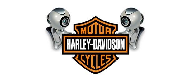 Quand Harley-Davidson communique sur Chatroulette