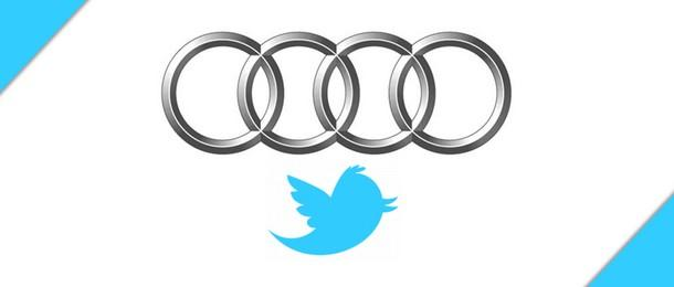 Audi, un Twitter Tour pour la promo du Q3