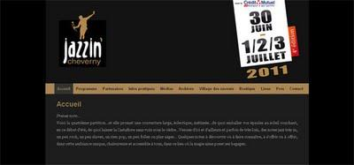 Jazz in Cheverny, ce week-end!