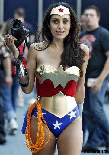 Le Comic Con, la Mecque des Nerds…welcome Girls !