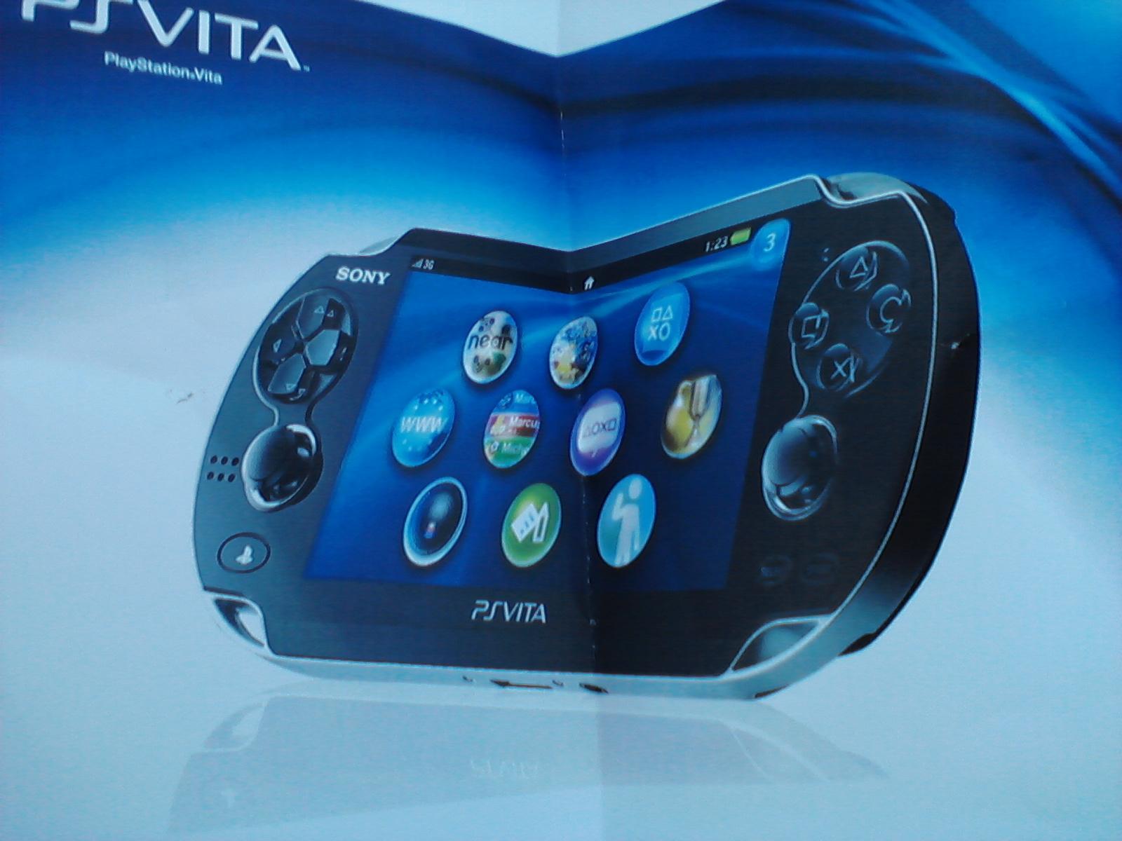 Dossier complet sur la future console de jeu portable PlayStation Vita de Sony