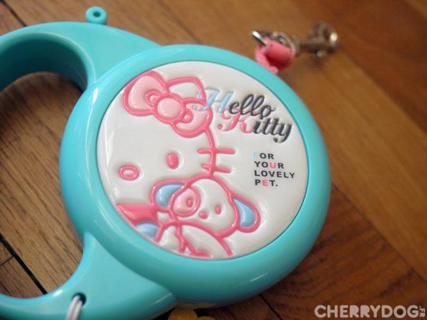 La laisse Hello Kitty pour chiens