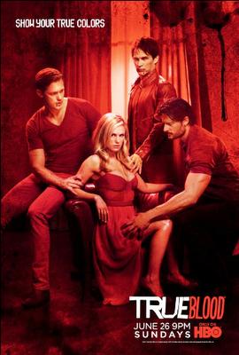 True Blood, revue des troupes