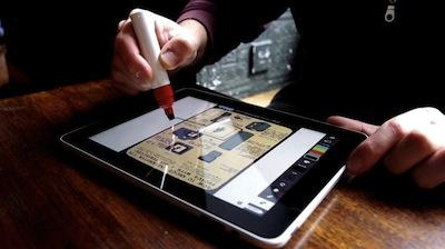 Scribbly : le marqueur pour iPad