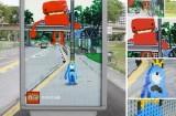 lego1 160x105 Des affiches Lego qui mélangent fiction et réalité