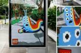 lego2 160x105 Des affiches Lego qui mélangent fiction et réalité