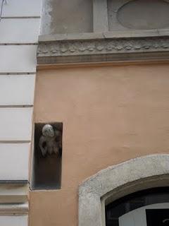 Les étranges habitants de Bratislava