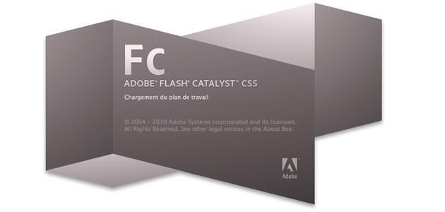 Débuter avec Flash Catalyst