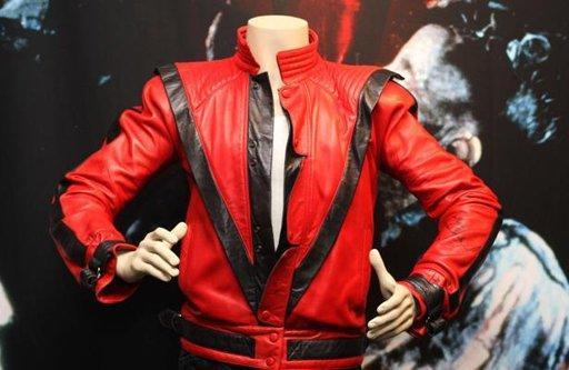 La veste en cuir de Michael Jackson vendue 1,4 millions d'euros