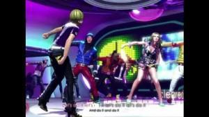 Black Eyed Peas : « The Experience » le jeu vidéo