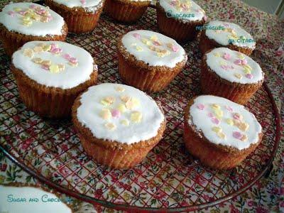Cupcakes meringués au citron