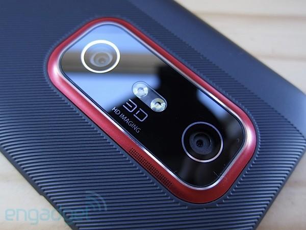 Le HTC Evo 3D disponible en juillet