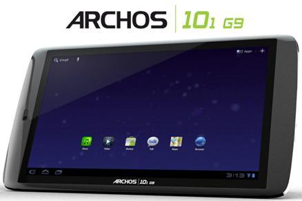 Archos veut se faire une place sur le marché des tablettes