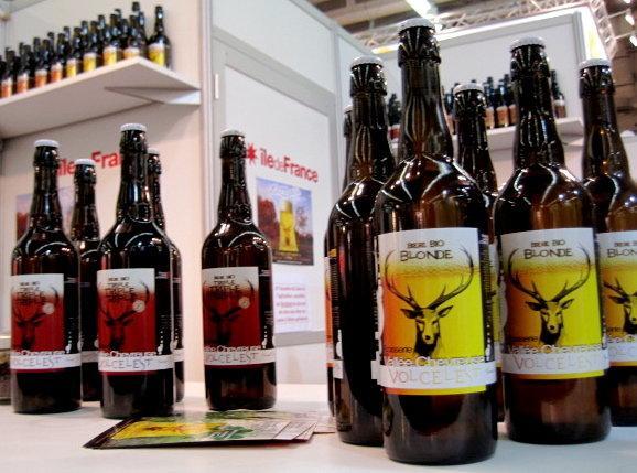 Volcelest, de la bière bio pour les locavores…