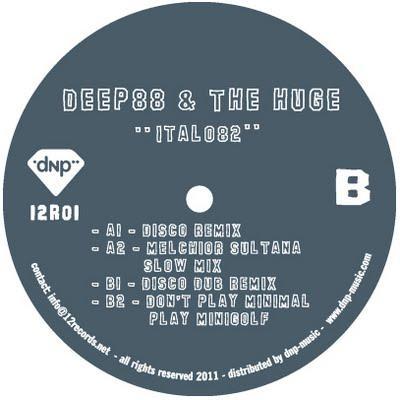 DEEP88 - ITALO88 DISCO REMIX (12