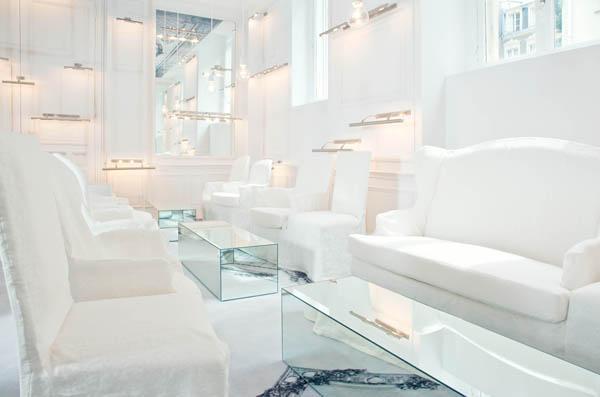 La Maison Champs Elysées de Martin Margiela ouvre ses portes…