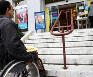 Handicap : le Sénat pourrait mettre fin à l'accessibilité généralisée
