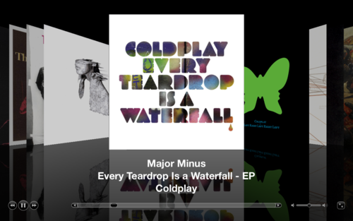 Nouvel EP de trois chansons de Coldplay. Every Teardrop Is a...