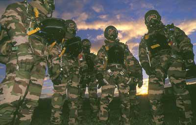 Commandement et forces spéciales