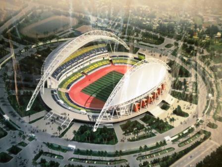 Le Gabon intensifie les préparatifs de la Can 2012