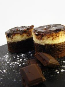 Cheesecake chocolaté