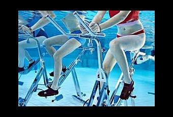 cellulite et sport aquabiking voir. Black Bedroom Furniture Sets. Home Design Ideas