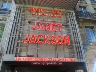 Janet Jackson en concert live à l'Olympia, notre live-report !