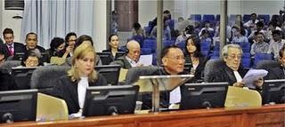 Des Khmers rouges jugés à Phnom Penh