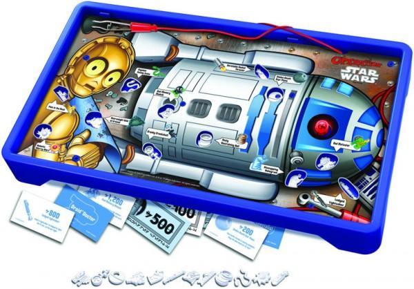 maboul star wars 600x418 R2 D2 sur la table dopération !