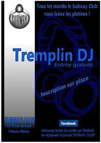 Tremplin DJ