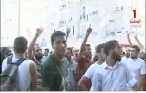 Des Islamistes s'attaquent à la liberté en plein Tunis
