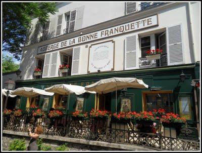 Rien de tel qu'un anniversaire pour réunir des amoureux de Paris !